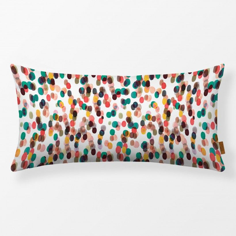 Kissen Relaxing Tropical Dots