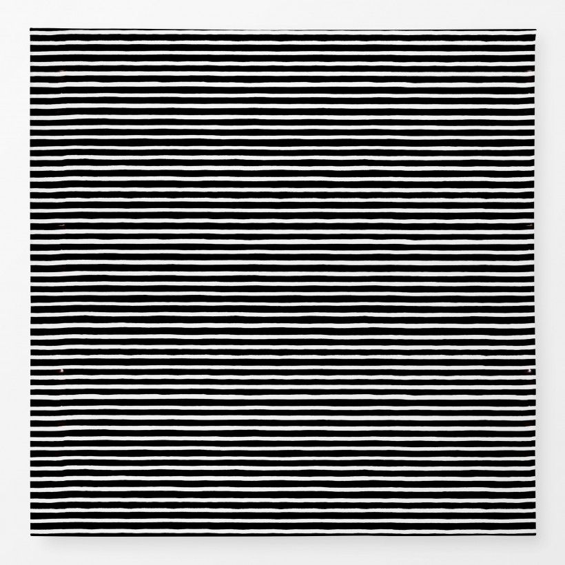 Tischdecke Marker Stripes Black